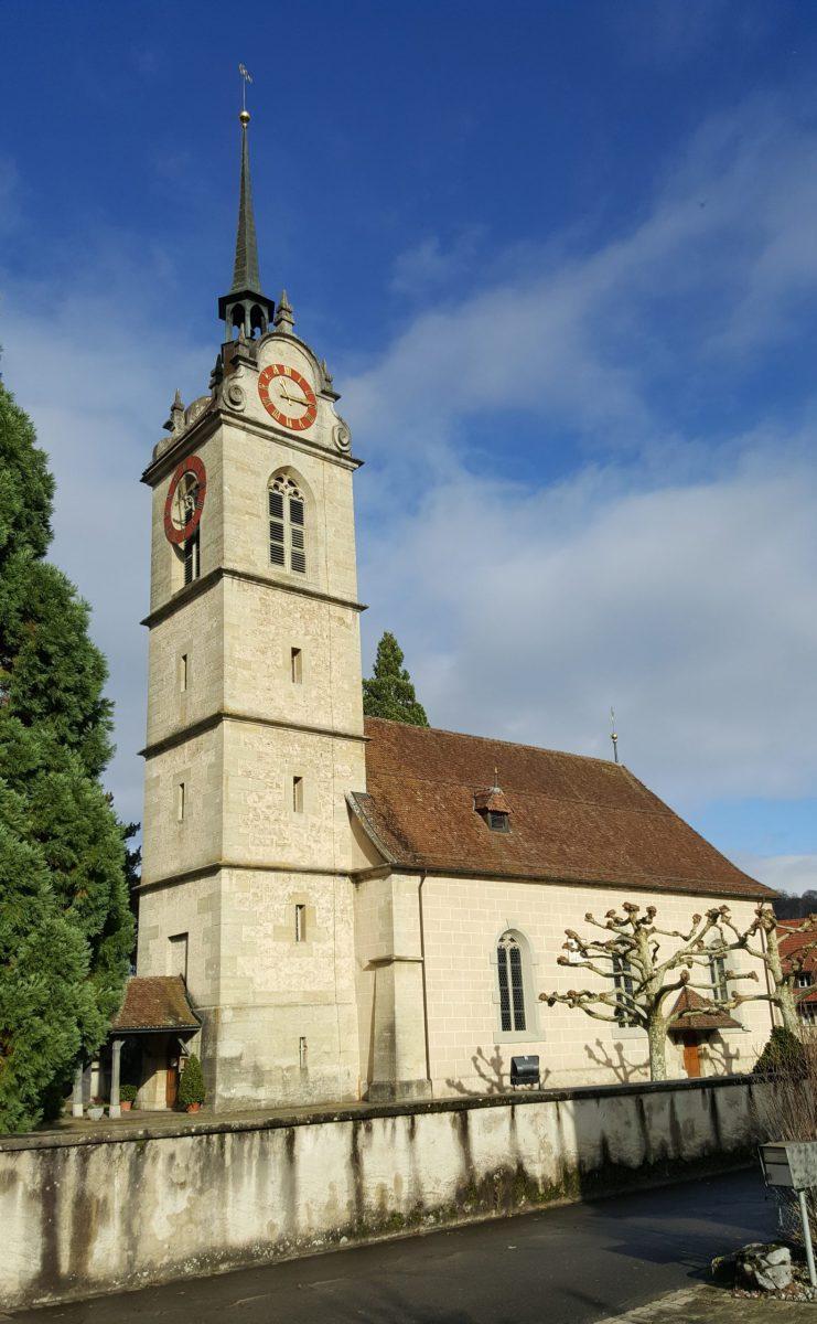 reformierte Kirche Gränichen